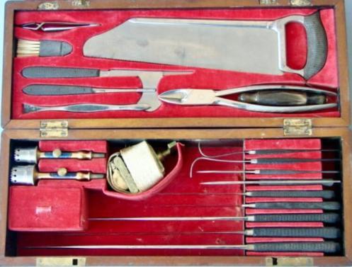 surgeon's kit civil war